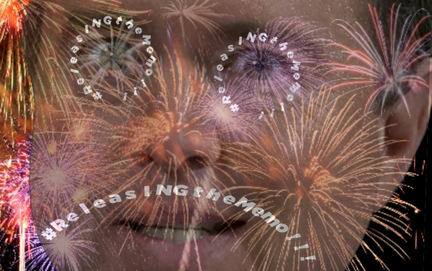 Adam-Schiff-Crazy-Looking ReleasINGtheMemo Fireworks
