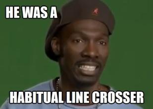 Charlie Murphy He Was a Habitual Line Crosser