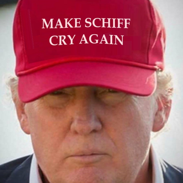 ! Make Schiff Schumer Cry Again Chuck MAGA Red Hat Trump
