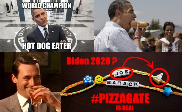 Obama World Champion Hot Dog Eater Wikileaks Friendship Bracelet Cropped.jpg