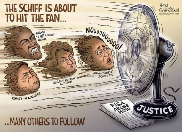! The Schiff is Hitting the Fan Ben Garrison.jpg
