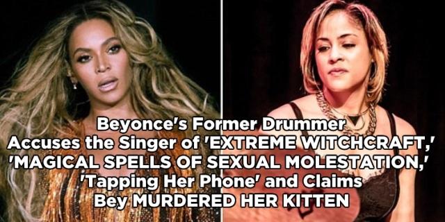 180920 Beyonce Witchcraft Murdered Kitten2