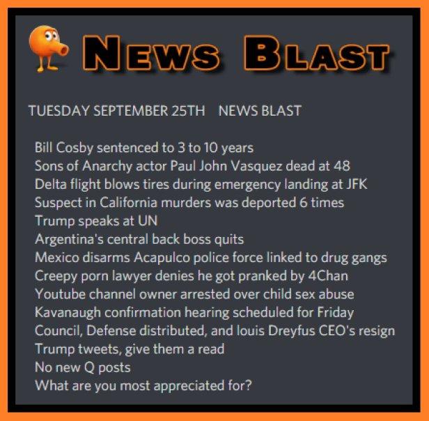 180925 News Blast by ENoCH