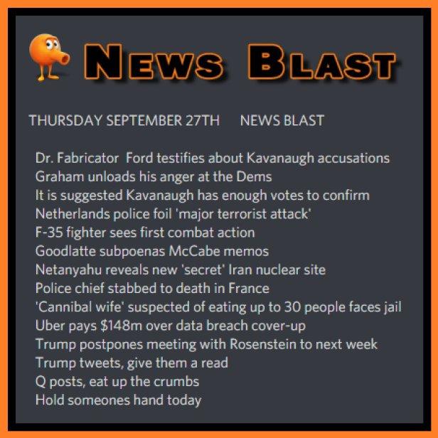 180927 News Blast by ENoCH