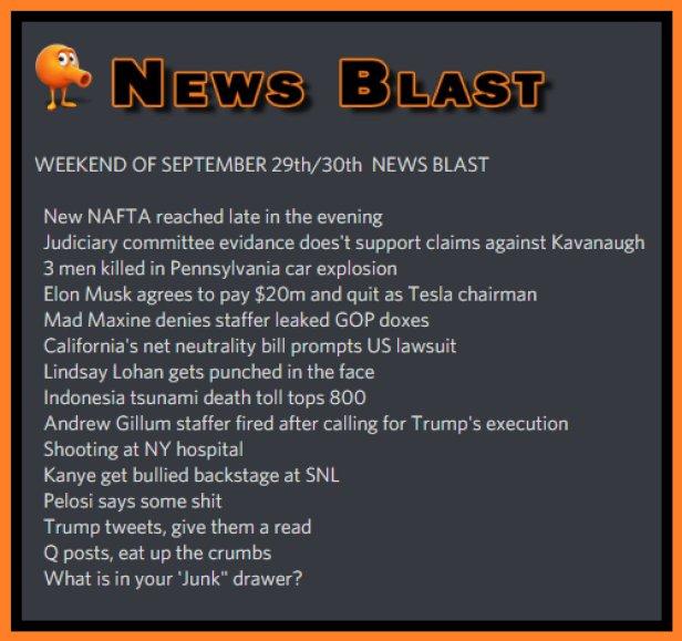 180930 News Blast by ENoCH