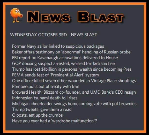 181003 News Blast by ENoCH