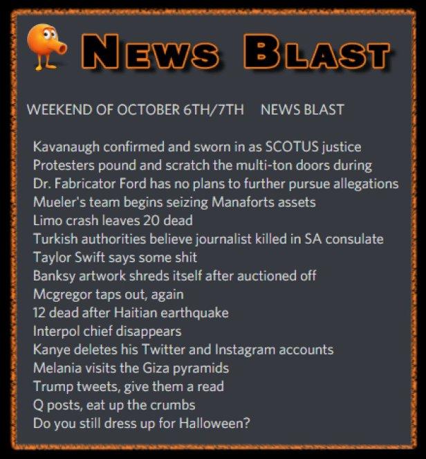 181006 News Blast by ENoCH