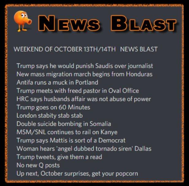181014 News Blast by ENoCH