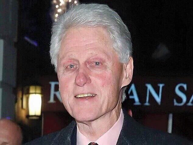 Bill Clinton Death Warmed Over