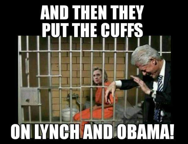 Hill and Obama but Not Bill