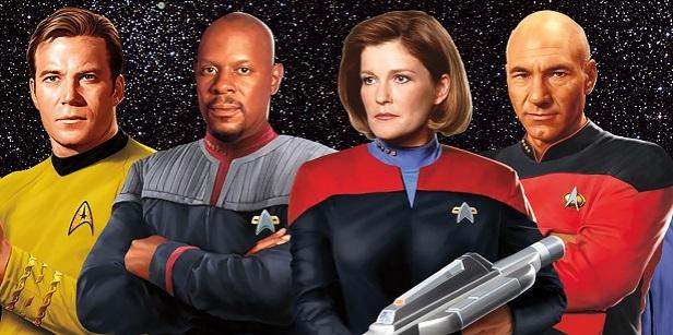 Star Trek - The Q Conflict PHOTO
