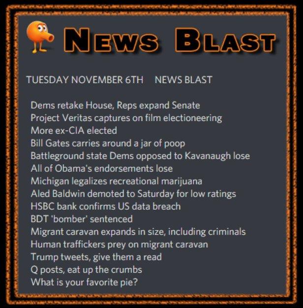 181106 News Blast by ENoCH