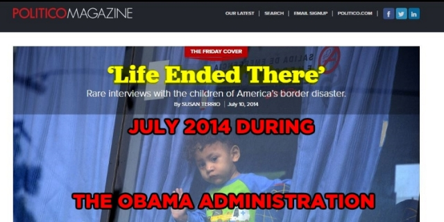 140710 LIFE ENDED THERE Family Detention during Obama Era BANNER