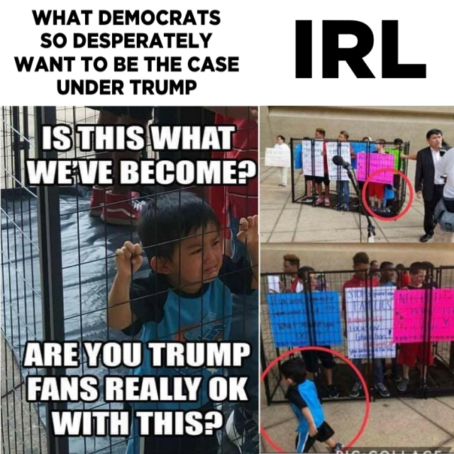 . Illegal Immigrant Children Separated from Families at the Border What they don't want you to see2