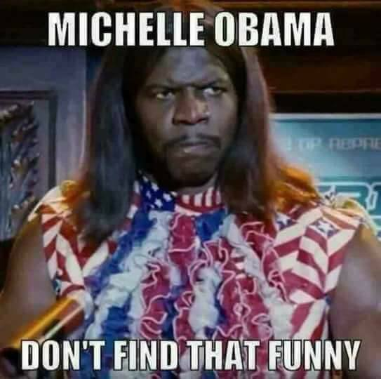 ^2 Michelle Obama Don't Find That Funny 1