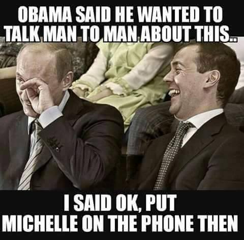 ^7 talk Man to Man so put Michelle on the Phone