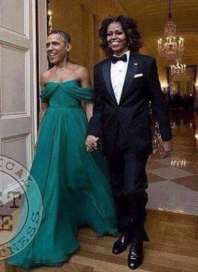 Gay Obama Spousal Swap 1