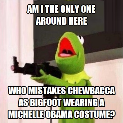 ! Kermit Hooded Shadow Alter Ego BACKUP ACCOUNT2