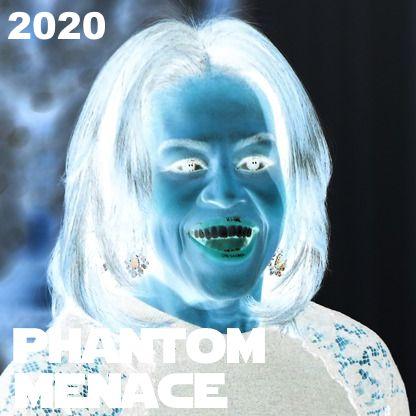 ! Michelle Obama 2020 Phantom Menace