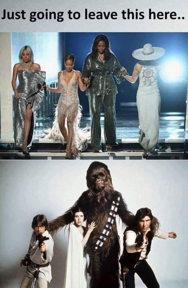 Star Wars Comparison