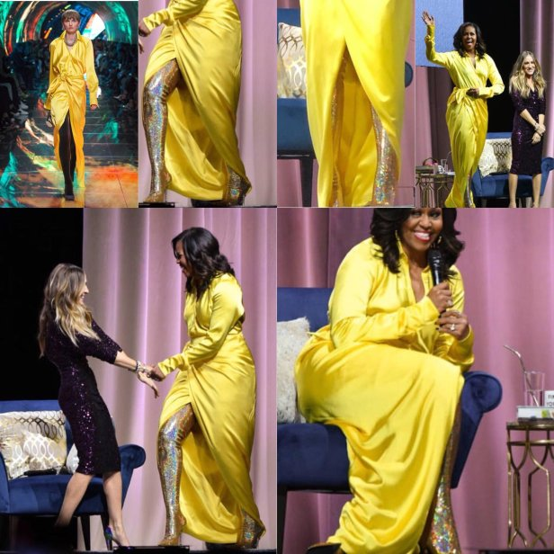 Yellow Dress Amazon Sarah Jessica Parker (6)
