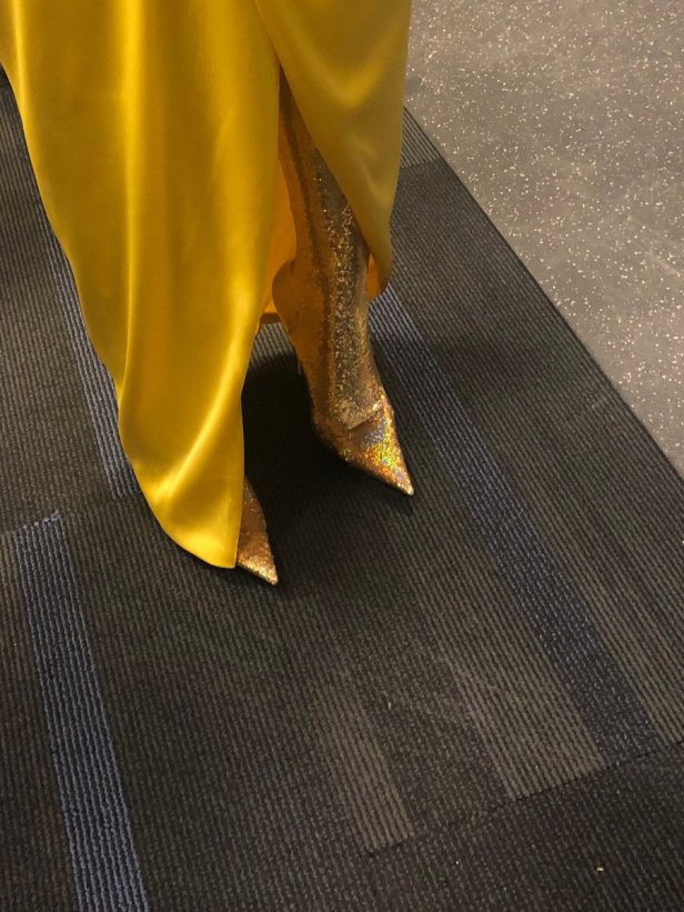 Yellow Dress Amazon Sarah Jessica Parker (9)