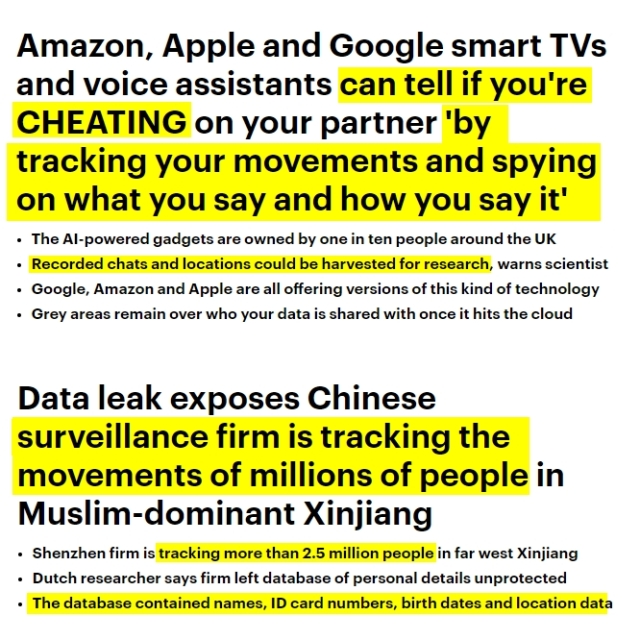 190218 Big Data AI can figure if you're cheating HL
