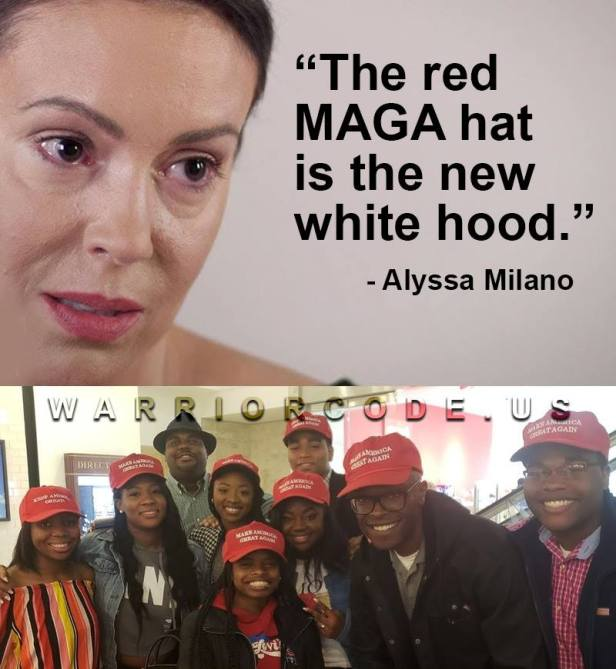 z to Alyssa Milano